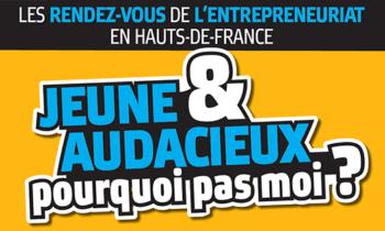 Les rendez-vous de l'entrepreneuriat en Hauts-de-France