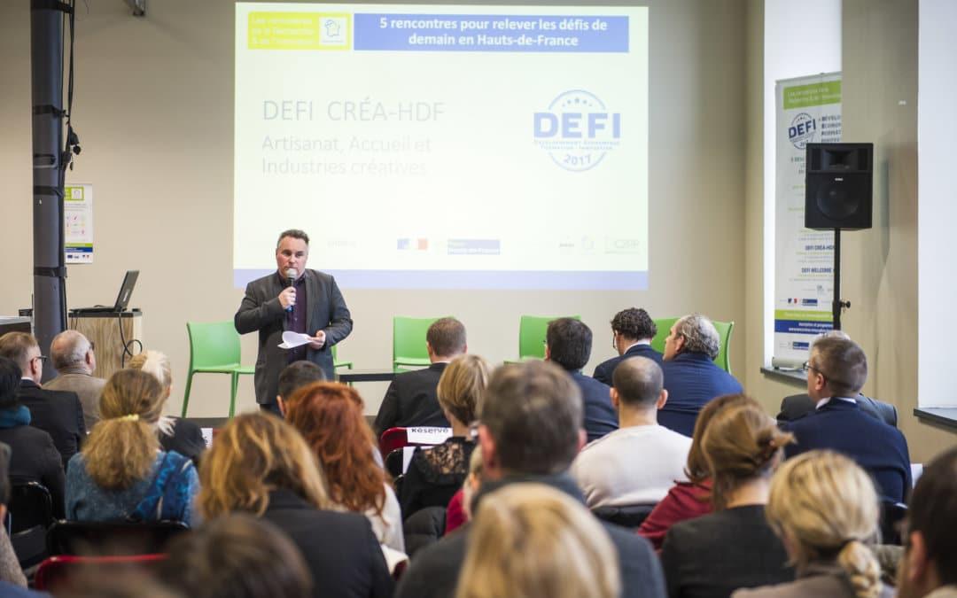 Défi relevé pour les rencontres de la Recherche et de l'Innovation 2017 !