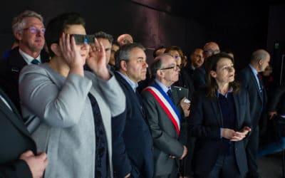 The Open Reality Experience, le nouvel espace de réalité virtuelle de l'Equipex IrDIVE, a été inauguré !