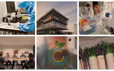 Nouvelle vague de projets au Bio incubateur Eurasanté et à Euralimentaire
