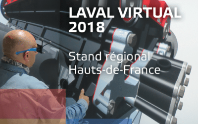 Les Hauts-de-France au salon LAVAL VIRTUAL du 4 au 6 avril 2018