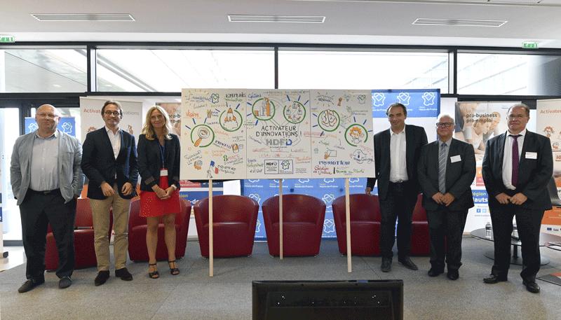 Lancement officiel de Hauts-de-France Innovation Développement