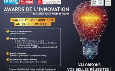Encore quelques jours pour candidater aux Awards de l'Innovation !