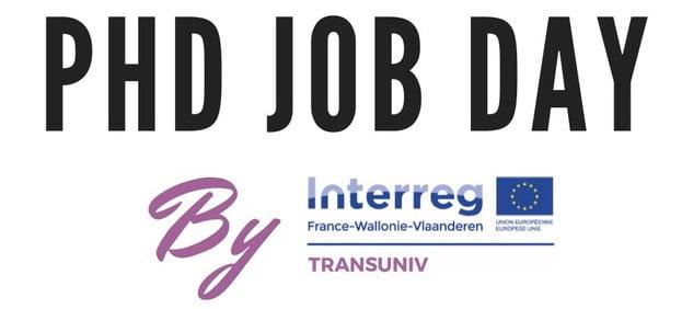 PhD-Job-Fair - Hauts de France Innovation Développement