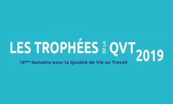 Les Trophées de la QVT 2019