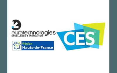 Rejoignez la délégation Hauts-de-France au CES 2020