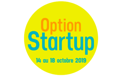 Lieux d'innovation ? Participez à Option Startup 2019 !