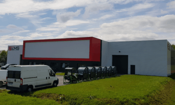 EMS optimise sa nouvelle usine