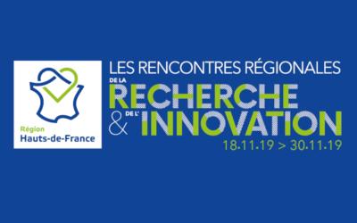 Revivez l'édition 2020 des Rencontres régionales Recherche Innovation