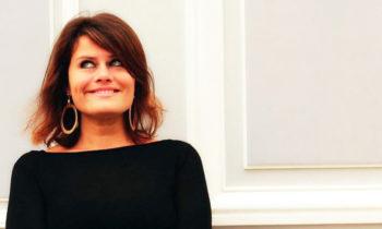 Catherine Testa, marraine des Rencontres de la Recherche et de l'Innovation 2019.