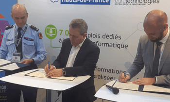 """La région Hauts-de-France, haut lieu de la """"confiance numérique"""""""