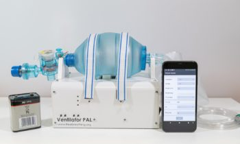 Une startup hollandaise cherche des partenaires pour développer des respirateurs