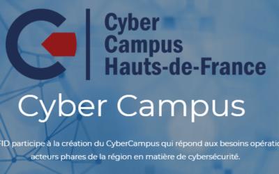 Pré-configuration d'un Campus Cyber en métropole de Lille