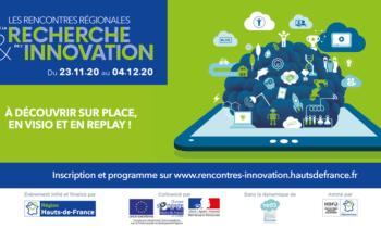 Prêt à innover ? Les Rencontres régionales de la Recherche et de l'Innovation reviennent pour une 4ème édition