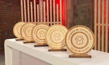 Lauréats des Trophées de l'innovation 2020