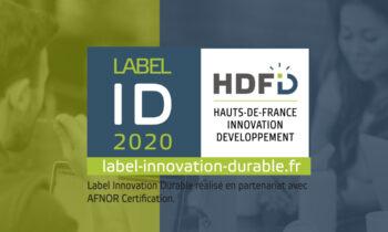 """Bravo aux 3 premiers labellisés """"Innovation Durable"""" !"""