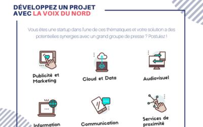 Syllabus Média de La Voix du Nord, promotion 3