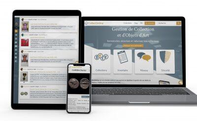 CollecOnline, la plateforme dédiée à tous les collectionneurs