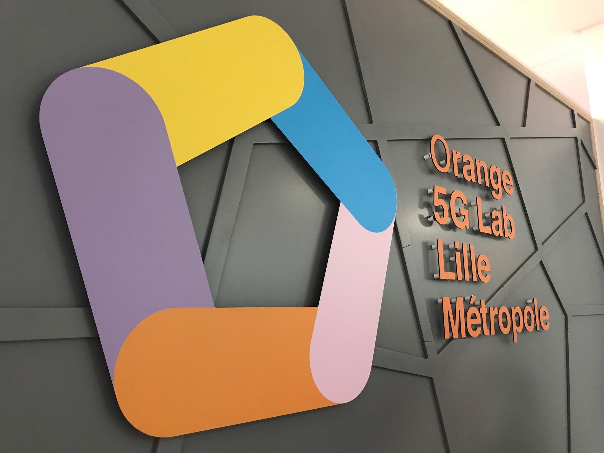 rapport activités hdfid innovation lille amiens développement économique hauts-de-france design graphique orange 5G Lab Villeneuve d'ascq nord